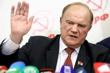 Геннадий Зюганов: Партия мне доверяет и здоровье есть