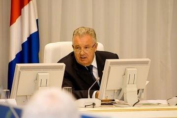 Cергей Фургал: Виктор Ишаев - один из самых эффективных губернаторов России