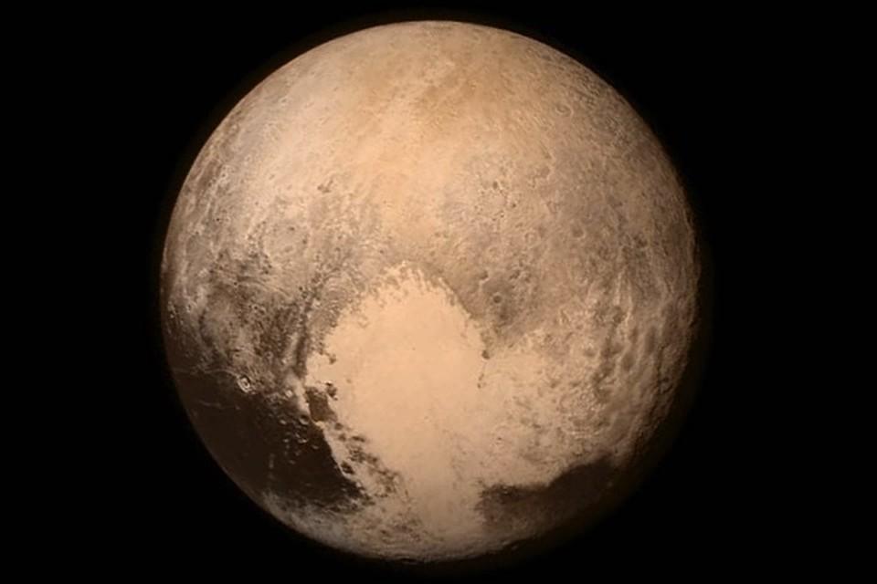 Ученые предложили выбрать имя для карликовой планеты возле Плутона