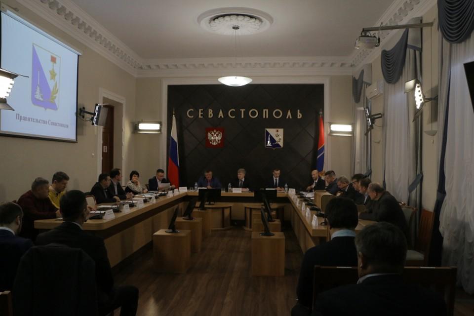 Фонд предложили создать предприниматели. Фото: sev.gov.ru
