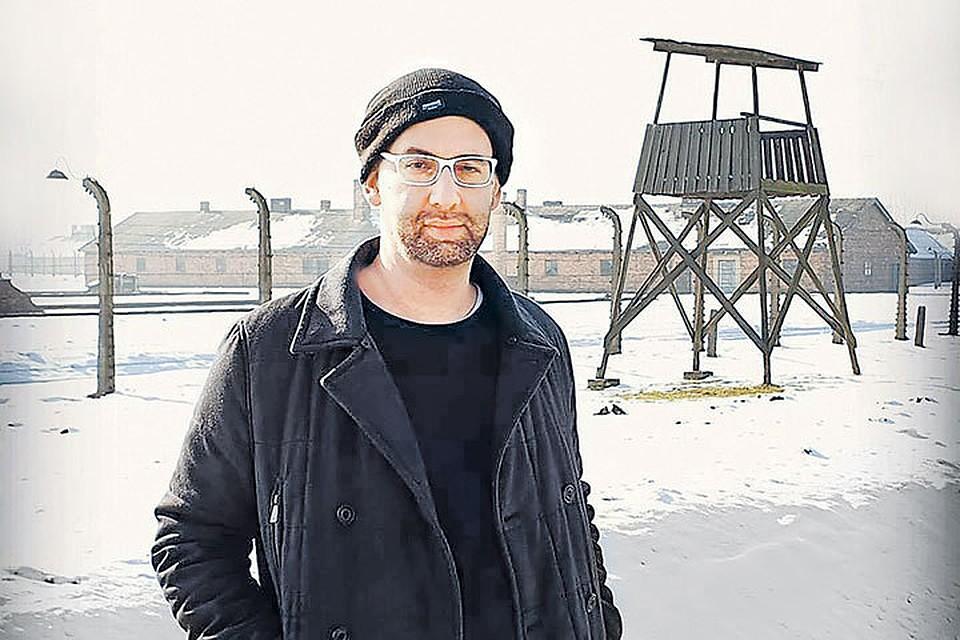 Моше Клугхафт привык работать на грани, хотя на Украине многие считают, что грань черный пиарщик уже перешел... Фото: instagram.com/klugi.m