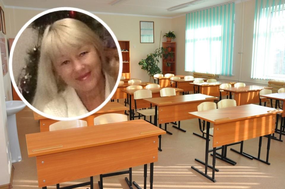 Натальи Ивановна (на фото) попала под суд после ссоры с мамой ученицы.