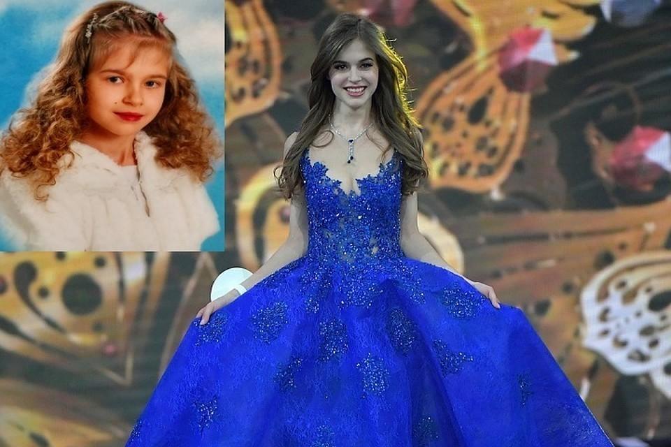 Алина Санько из Азова стала первой красавицей России. Фото: Владимир Веленгурин, соцсети