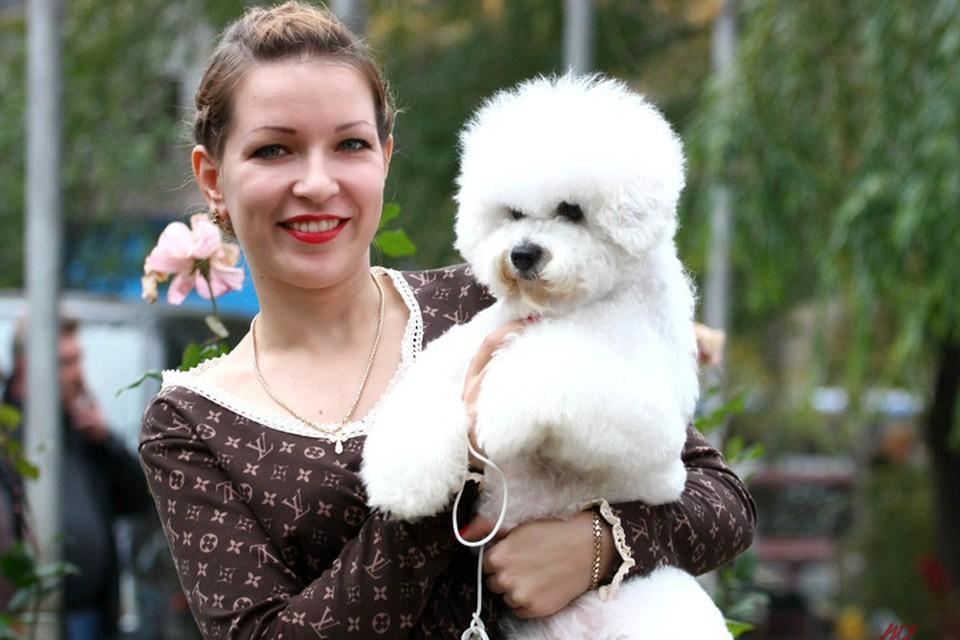 В Донецке в парке Щербакова пройдет дог-шоу «Я и моя собака». Фото: Евгения Рыжова
