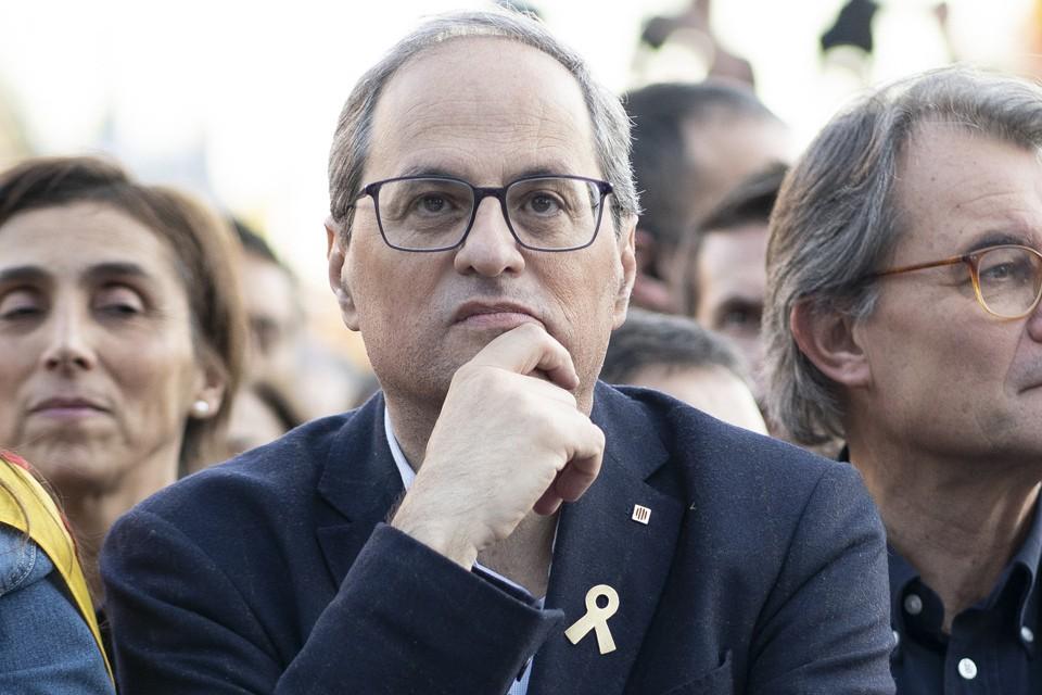 Президент Каталонии Ким Торра: «Гостям из России мы всегда рады»