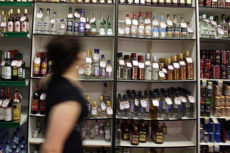 Активисты предлагают запретить продажу алкоголя на первых этажах жилых домов