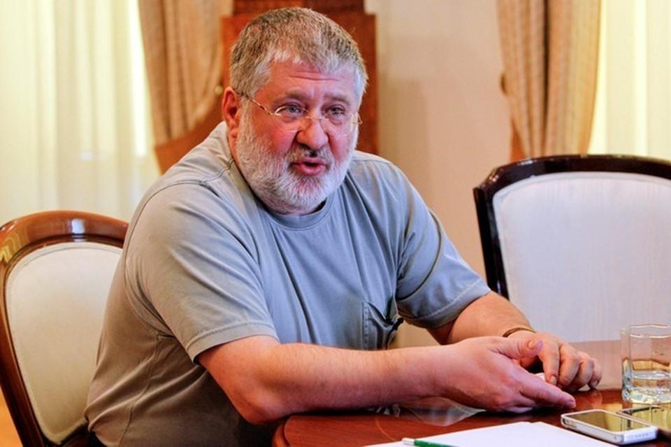 Украинский олигарх и бывший губернатор Днепропетровской области Игорь Коломойский