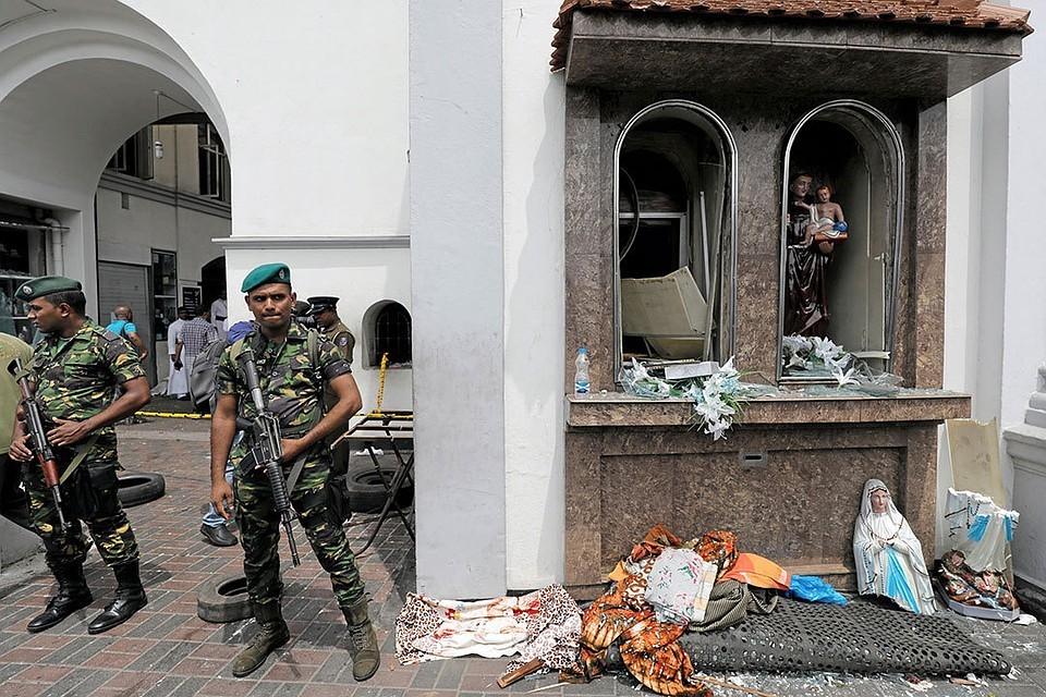 Президент Шри-Ланки намерен сменить глав Сил безопасности,