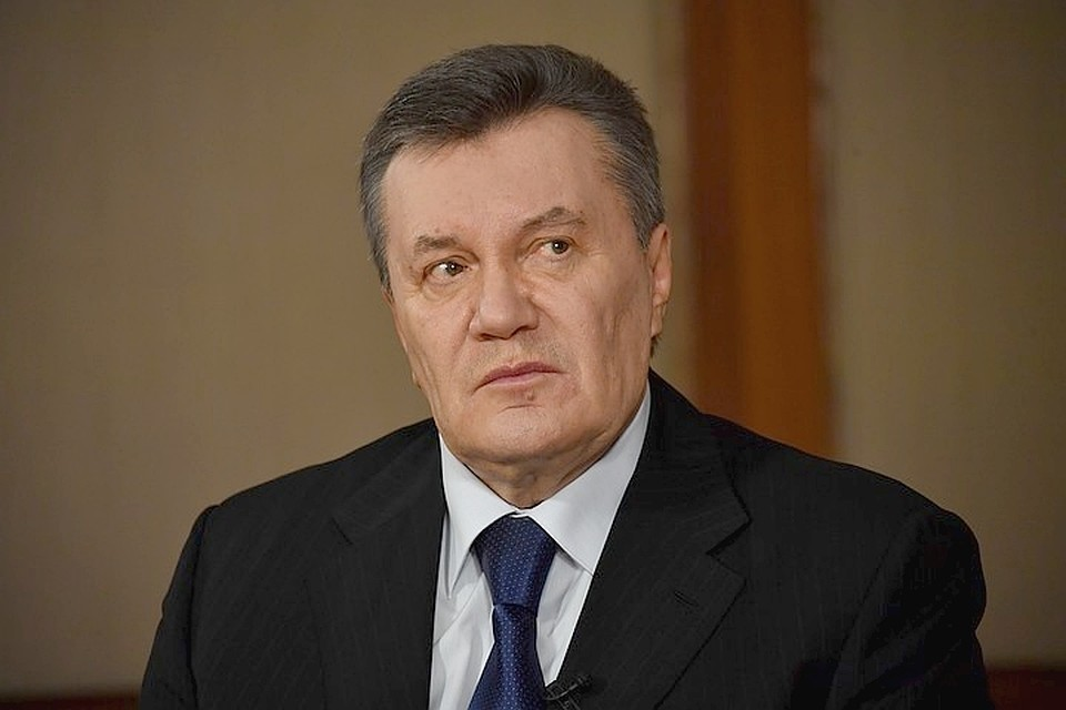 Янукович хочет вернуться на Украину. Но в неопределенном времени
