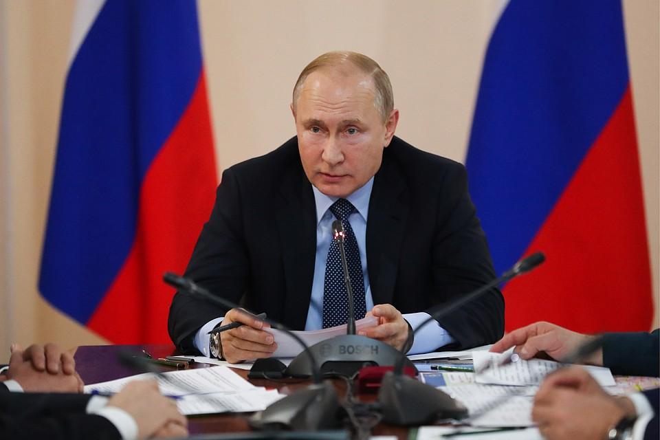 Владимир Путин: Те, кто пострадал на пожарах, не должны ощущать себя брошенными и ненужными