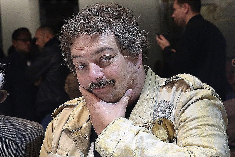 Дмитрий Быков записал в больничной палате программу для «Эха Москвы»
