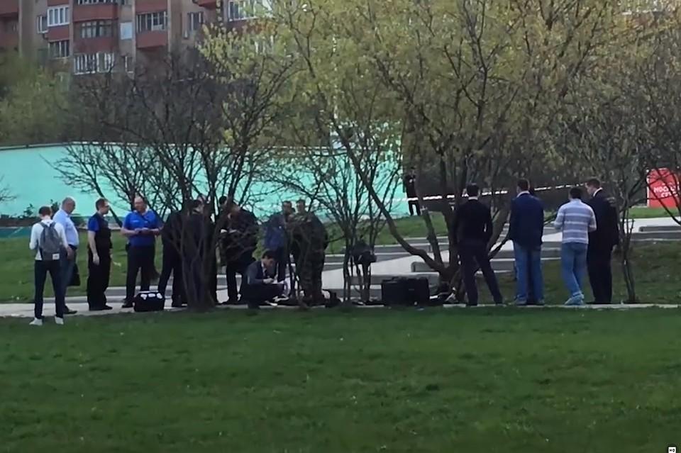 В газете Moscow Times не подтвердили, что убитый в Москве мужчина был их сотрудником