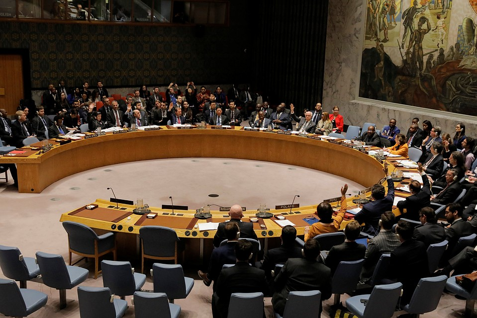"""Постпред Германии в ООН призвал Россию послать Зеленскому """"риторические цветы"""""""