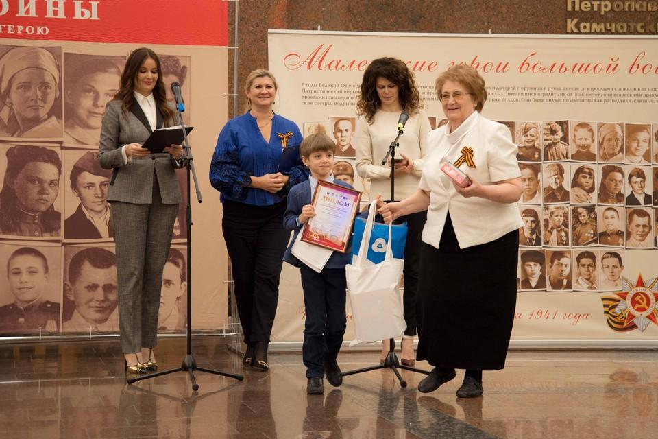 Награждение Мирослава Залевского Фото: пресс-служба Фонда «Спешите делать добро!»