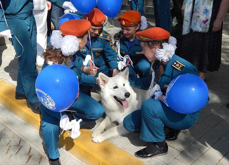 Пожарная охрана Севастополя отмечает 370 лет со дня создания