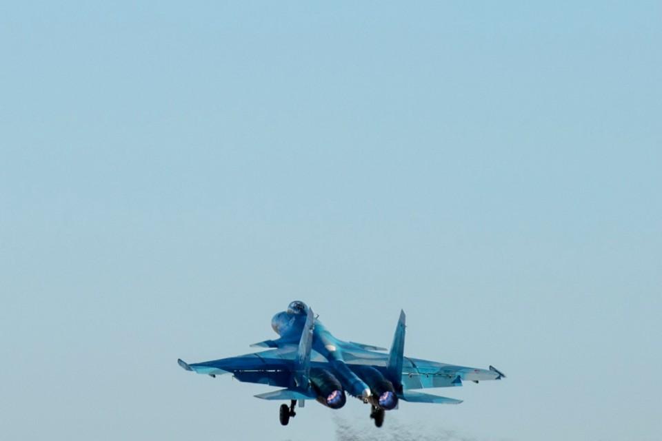 Авиапарад в Мурманске состоится впервые. Фото: пресс-служба Северного флота.