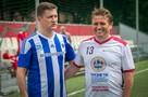 Министры сыграли в футбол