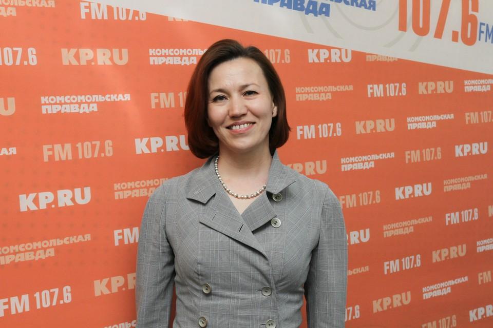 Римма Бякова, руководитель Римма Бякова, руководитель «Регионального модельного центра дополнительного образования детей УР»