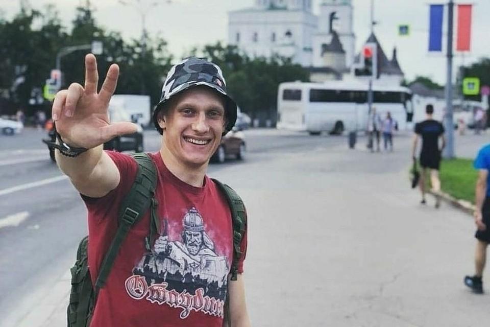После службы по контракту Никита Белянкин хотел пойти служить в ОМОН или МЧС...
