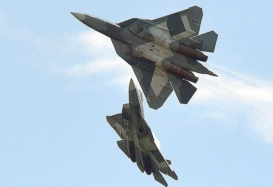 В Минобороны РФ прокомментировали заявление о перехвате американского самолета над Средиземным морем
