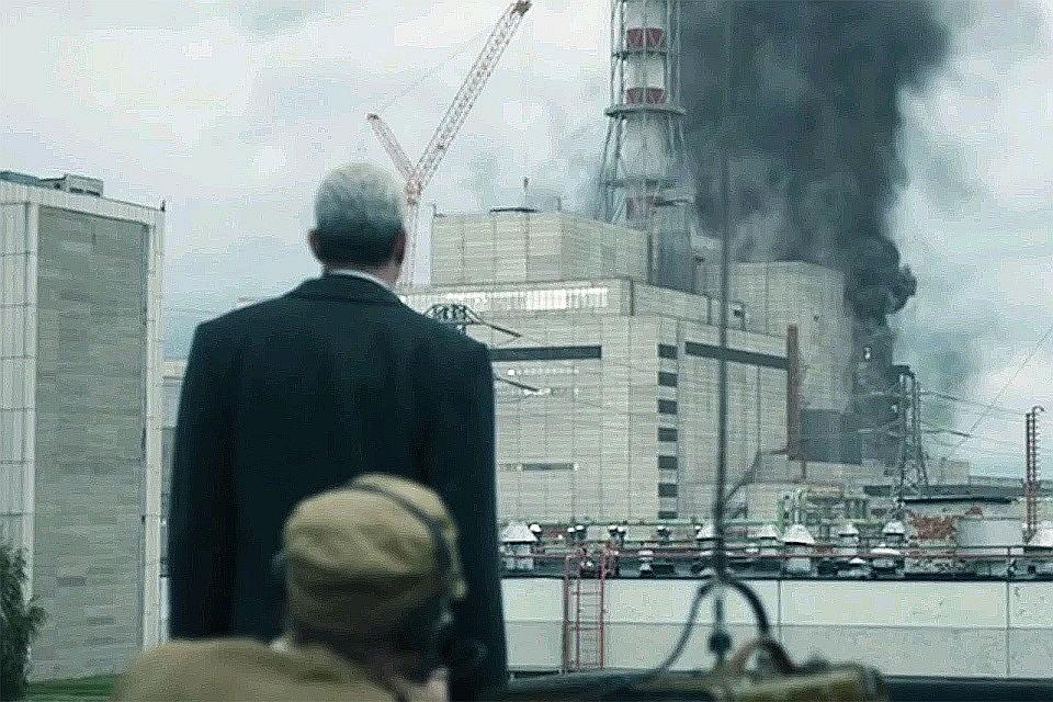 «Чернобыль» наглядно показал, как глупые и бестолковые русские, устраивают атомные катастрофы континентального масштаба