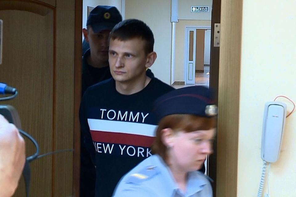 Забивший насмерть болельщика из Красноярска новосибирский фанат получил 8,5 лет.Фото: ГТРК.