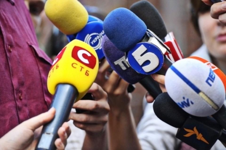 Украинских журналистов регулярно используют для провокаций в Донбассе. Фото: 5633.com.ua