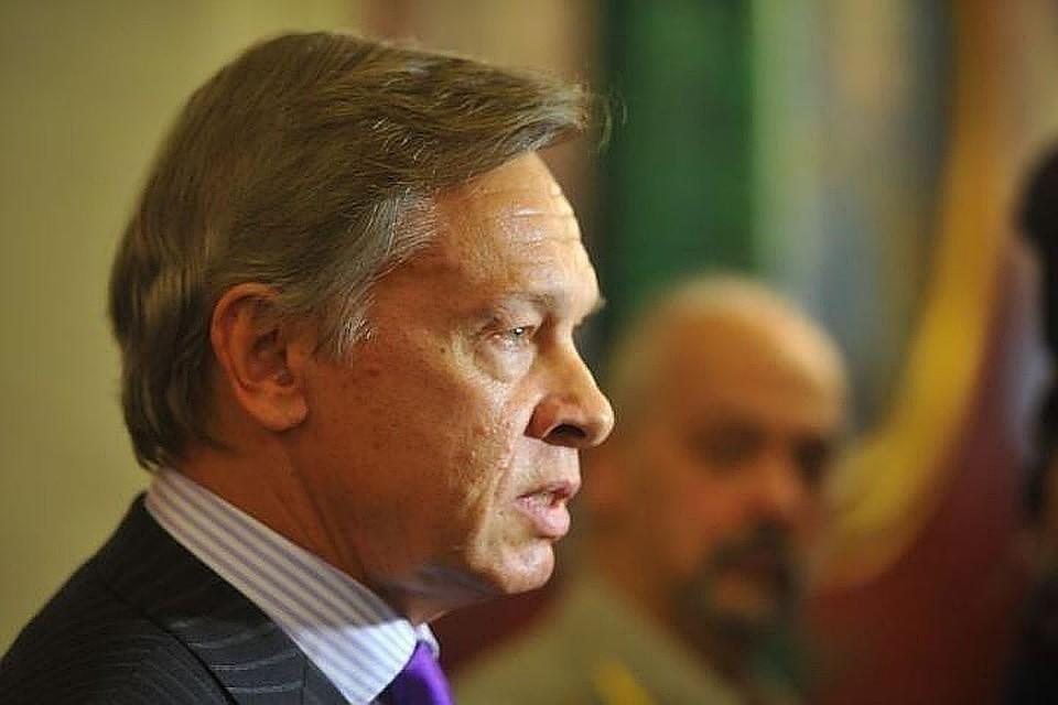 Пушков поддержал позицию журналиста, который ранее раскритиковал Дуду за слова о русских