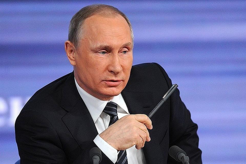 Владимир Путин ответит на вопросы, которые ему прислали со всей страны