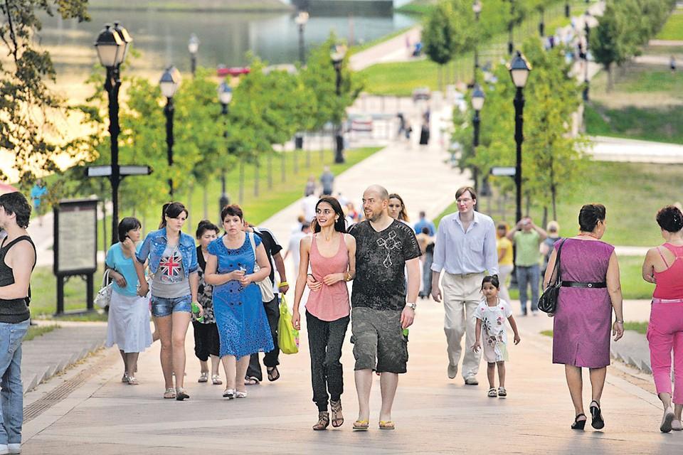 Благодаря проекту каждый район Москвы развивается комплексно.