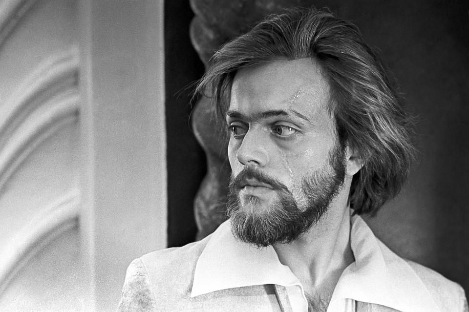 Скончался актер Андрей Харитонов. Фото Юзеф Мосенжник/Фотохроника ТАСС