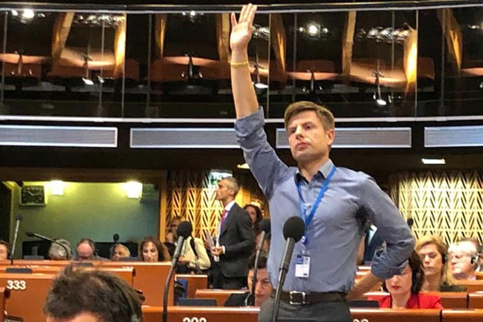 Об этом сообщил украинский парламентарий Алексей Гончаренко