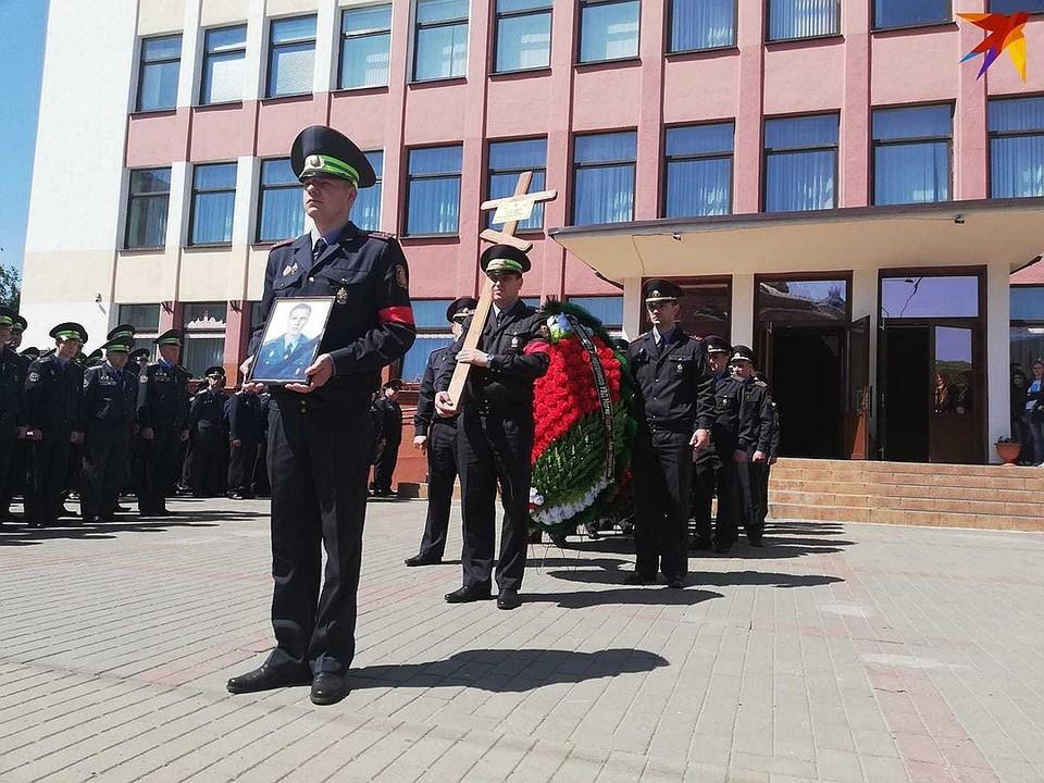 Отец лейтенанта Владимира Потаповича: «В эксгумации тела Жени нам отказали»
