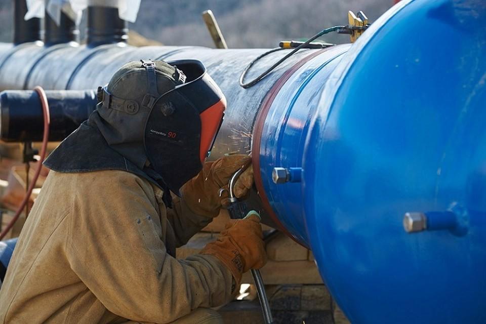 Шесть человек пострадали из-за взрыва газа на заводе в ЯНАО. Фото: ЛенГазСпецСтрой