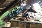 Ростовский каскадер пробил машиной крышу дома