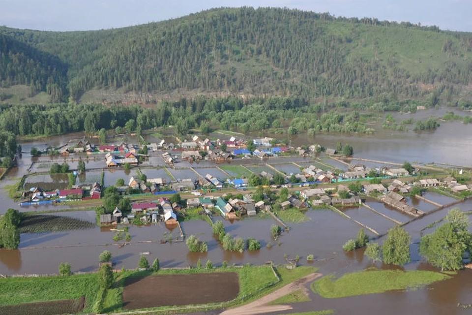 Наводнение в Иркутской области: число жертв достигло 25 человек