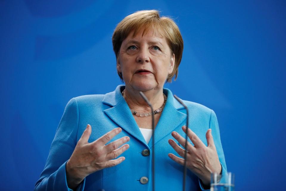 Загадка тремора рук немецкого канцлера раскрыта?
