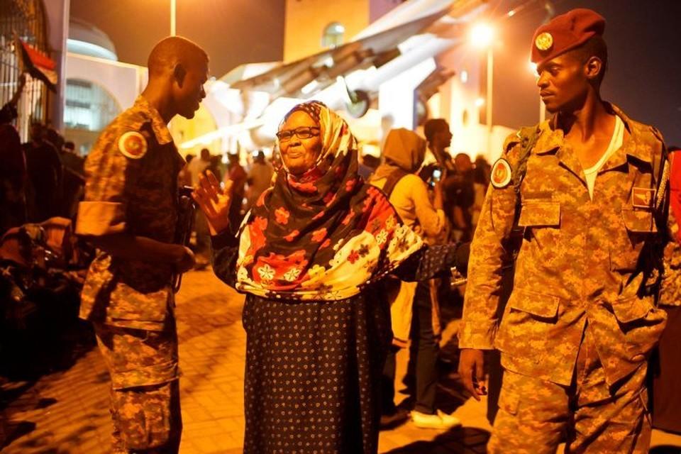 В Судане произошла очередная попытка государственного переворота