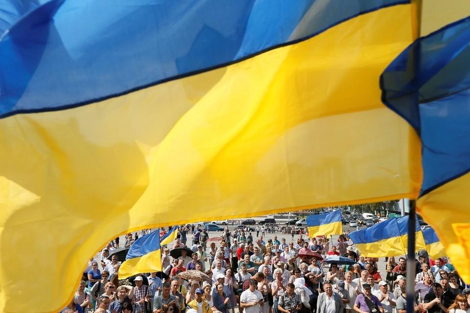 """Киев выразил протест из-за признания в РФ нежелательным """"Всемирного конгресса украинцев"""""""