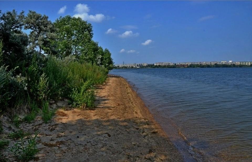 """Водолазы обнаружили тело девочки в 30 метрах от берега Фото: vk.com """"Типичный Челябинск"""""""