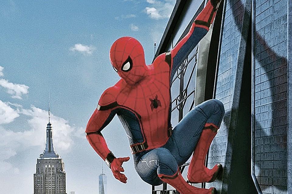 """Фильм """"Человек-паук. Вдали от дома"""" заработал в российском прокате более миллиарда рублей"""