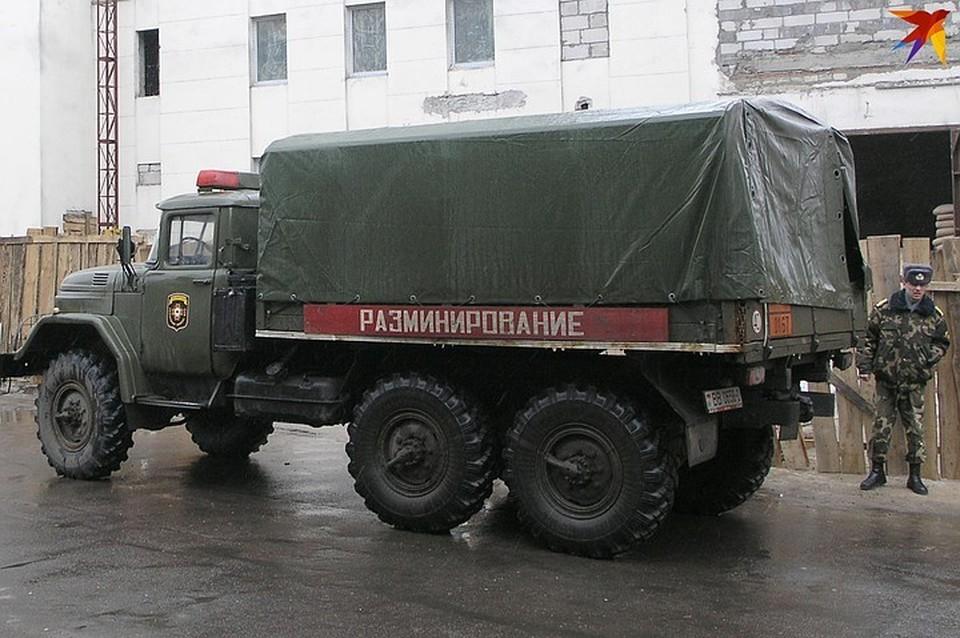 Областные комитеты БРСМ «заминировали»