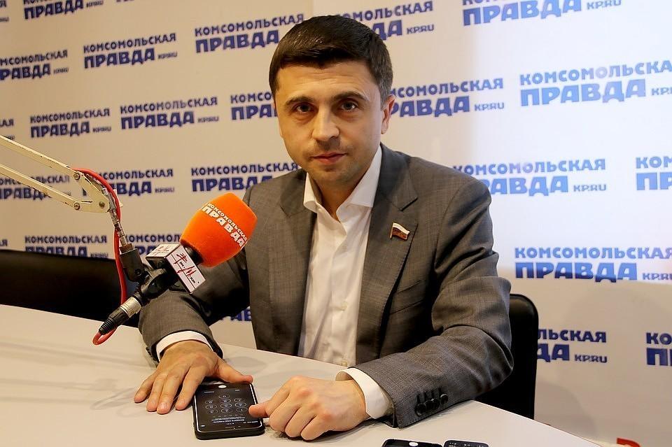 Депутат Госдумы от Республики Крым Руслан Бальбек