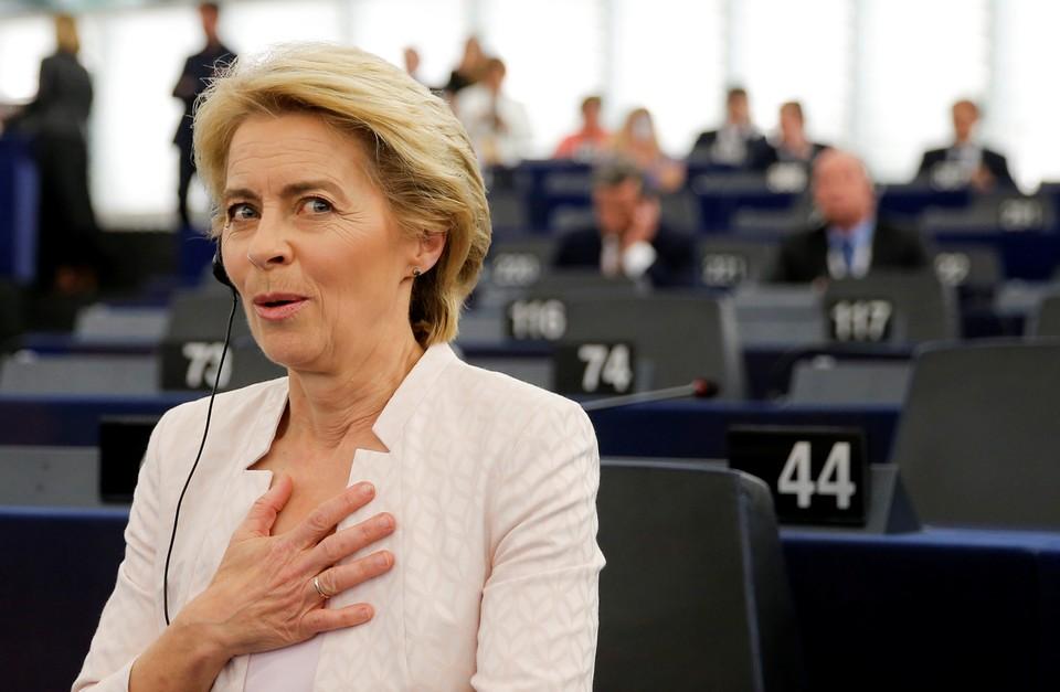 Урсула фон дер Ляйен избрана новой главой Еврокомиссии.