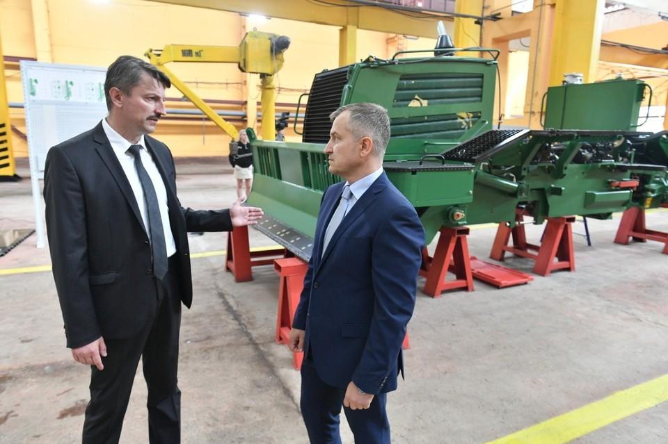 Фото пресс-службы Главы Республики Карелия.