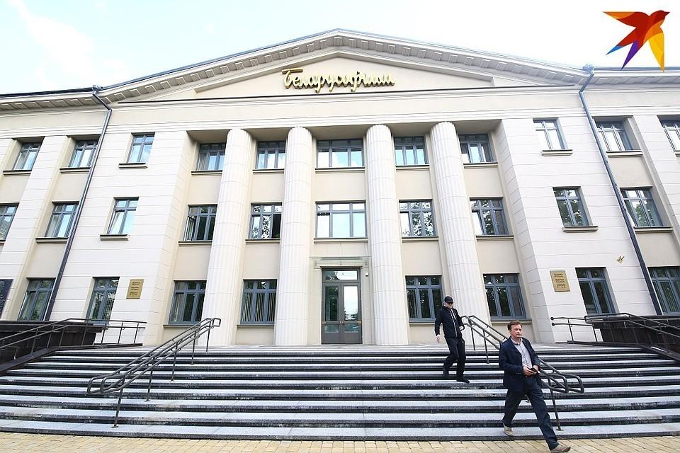 """Директор """"Ленфильма"""" отметил, что белорусские коллеги обладают хорошим арсеналом техники и реквизита."""