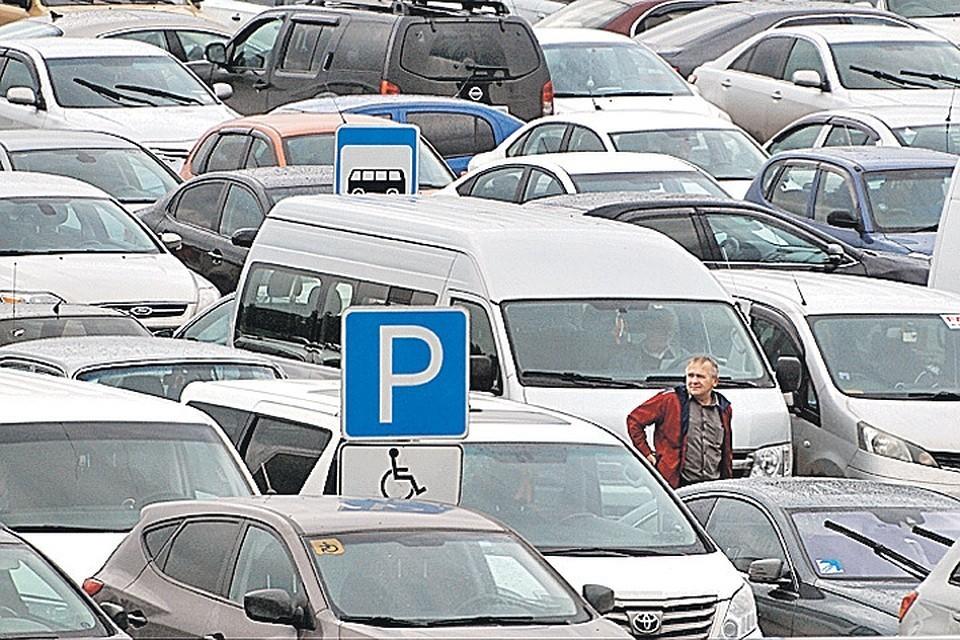 Преимущество механизированных парковок заключается в возможности размещения от 2 до 10 автомобилей на площади одного машиноместа