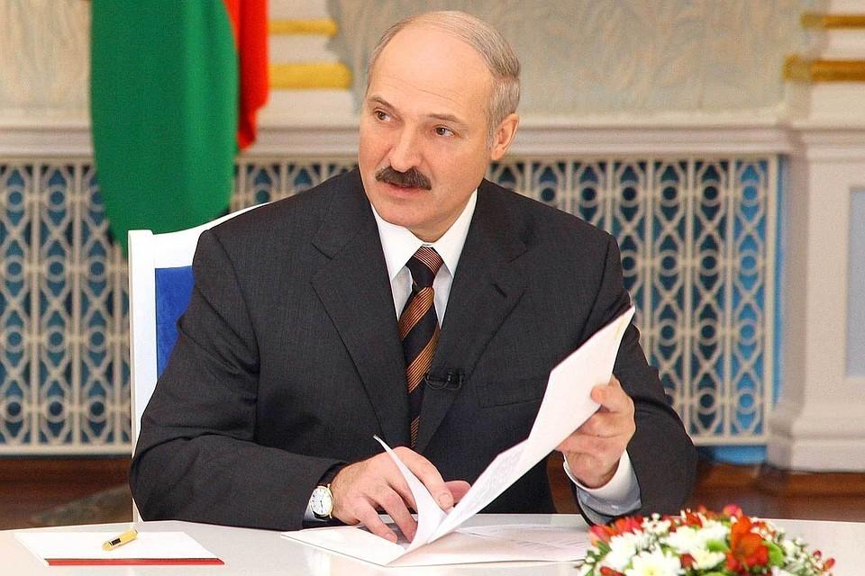 Лукашенко поручил разработать закон об амнистии зимой этого года. Фото: БелТА