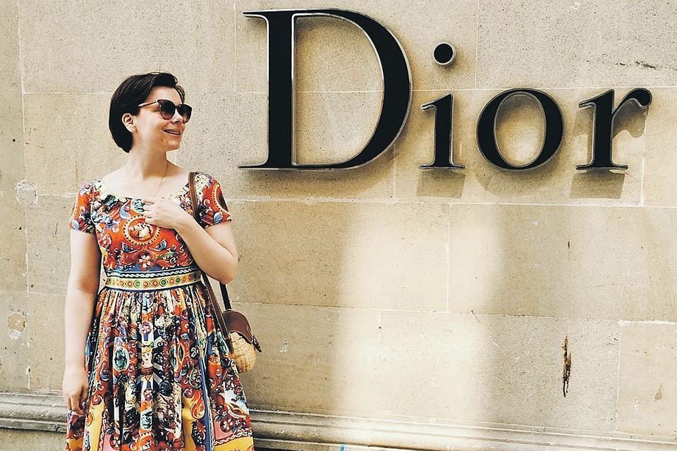 Татьяна Брухунова стала звездой инстаграма, в котором делится своими нарядами