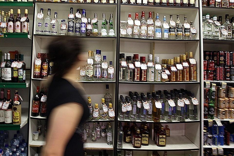 Специалисты установили, что импортная водка крепче российской